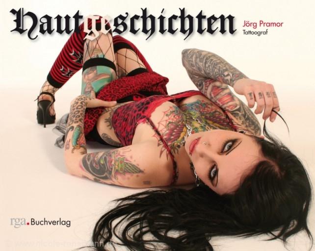 Cover: Hautgeschichten