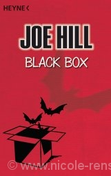 Black Box von Joe Hill