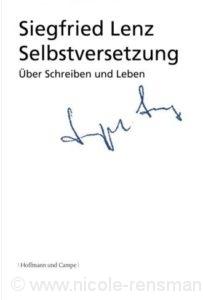 Cover: Siegfried Lenz