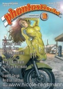 Cover: phantastisch! #35