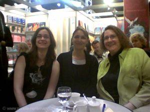 Nicole, Nina und Brigitte