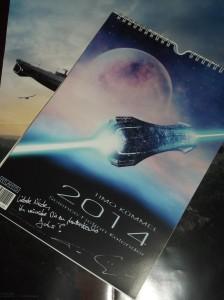 Timo Kümmel Kalender 2014 - ein Muss für SF- und Kümmel-Fans