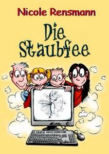 """Die """"alte"""" Staubfee, gezeichnet von Anette Kannenberg"""