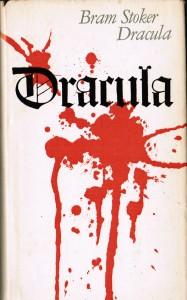 Dracula-Ausgabe, Carl Hanser Verlag 1967, Hardcover mit Schutzumschlag