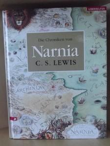 Narnia von C.S. Lewis  - das komplette Werk