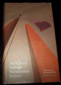 Nollops Vermächtnis von Mark Dunn, Hardcover mit Schutzumschlag, marebuchverlag