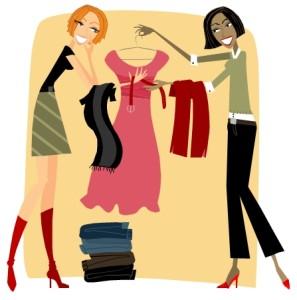 Kleidung tauschen? Verschenken? Verkaufen? Aber wie?