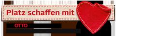 © Logo: Otto - Platz schaffen mit Herz