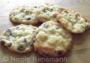 Cookies mit Schokotröpfchen