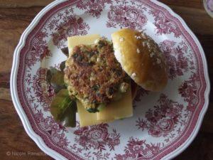 Veggie-Burger - nur eine von vielen Möglichkeiten