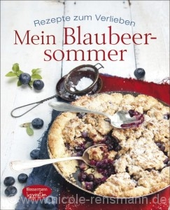 © Cover: Mein Blaubeersommer / Bassermann Inspiration - erscheint im Mai 2015