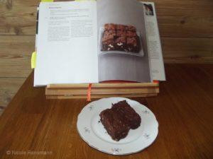 "Walnuss Brownies aus ""Das Kochgesetzbuch"" von Christian Rach"