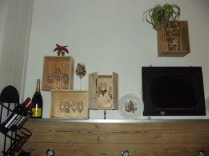 kreativtipp leere weinkisten neu f llen nicole rensmann alltagskr mel. Black Bedroom Furniture Sets. Home Design Ideas