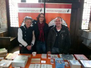 Schloss Burg 01.03.2015 mit Mele Brink und Bernd Held